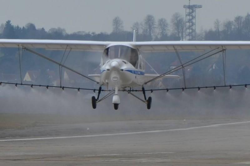 Comco Ikarus C42 农喷型
