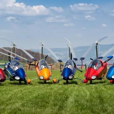 全球第一款拿到双国认证的旋翼机你知道吗?