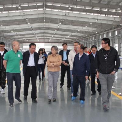 山西省委副书记视察大同通航产业园