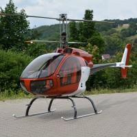直升机 CoAX 2D