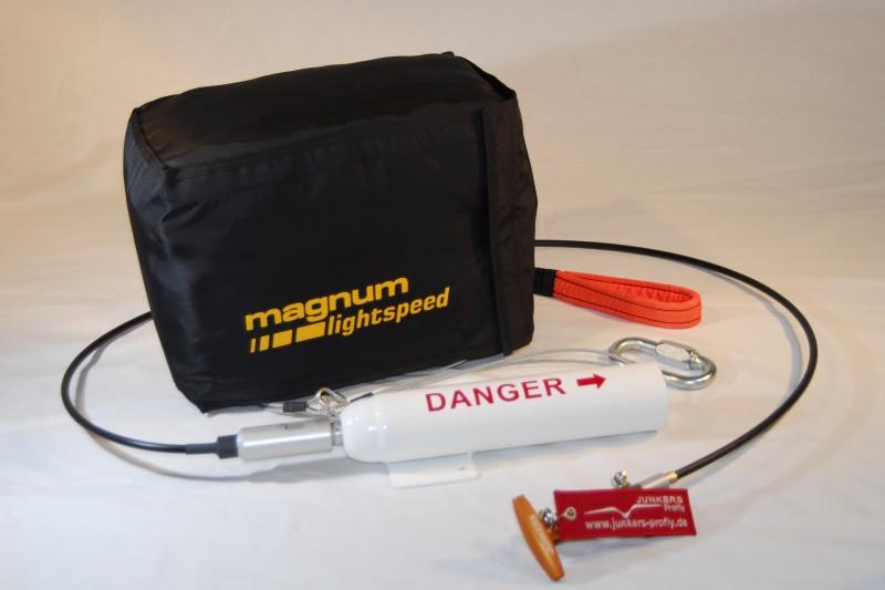 Magnum高速轻型救生系统