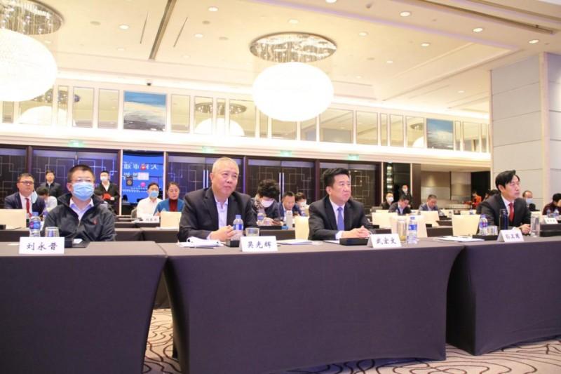 大同通航产业集群专题招商推介会在上海隆重举行